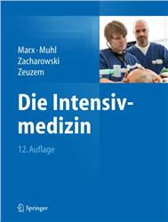Cover Die Intensivmedizin / Print + eReference