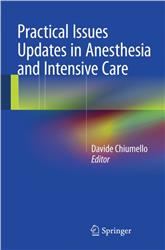 Cover Practical Issues Updates in Anesthesia and Intensive Care