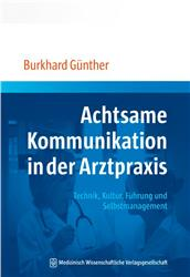 Cover Achtsame Kommunikation in der Arztpraxis