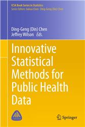 Cover Innovative Statistical Methods for Public Health Data