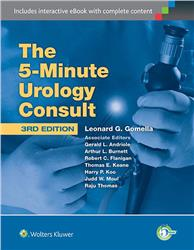 Cover The 5 Minute Urology Consult
