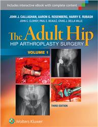 Cover The Adult Hip. 2 Volumes