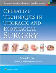 Cover Operative Techniques in Thoracic and Esophageal Surgery