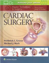 Cover Master Techniques in Surgery: Cardiac Surgery