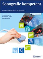 Cover Sonografie kompetent / + Online-Version in der eRef