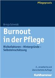 Cover Burnout in der Pflege