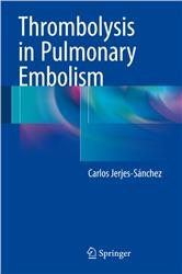 Cover Thrombolysis in Pulmonary Embolism