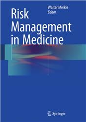 Cover Risk Management in Medicine