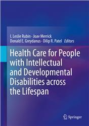 Cover Health Care for People with Intellectual and Developmental Disabilities across the Lifespan