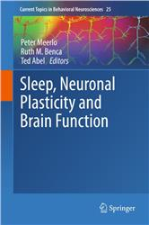 Cover Sleep, Neuronal Plasticity and Brain Function