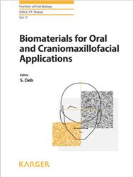 Cover Biomaterials for Oral and Craniomaxillofacial Applications