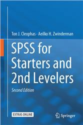 Cover SPSS for Starters and 2nd Levelers