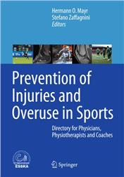 Cover Prevention of Injuries and Overuse in Sports