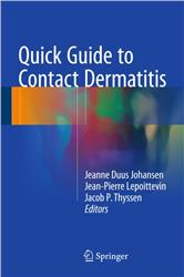 Cover Quick Guide to Contact Dermatitis