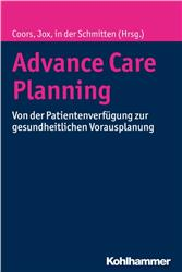 Cover Advance Care Planning
