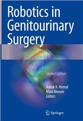 Cover Robotics in Genitourinary Surgery