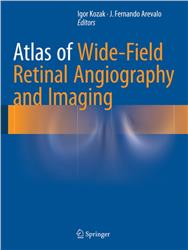 Cover Atlas of Wide-Field Retinal Angiography and Imaging