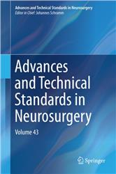 Cover Advances and Technical Standards in Neurosurgery