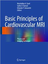 Cover Basic Principles of Cardiovascular MRI