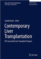 Cover Contemporary Liver Transplantation