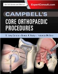 Cover Campbell's Core Orthopaedic Procedures