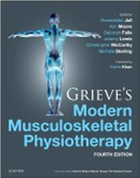 Cover Grieve's Modern Musculoskeletal Physiotherapy