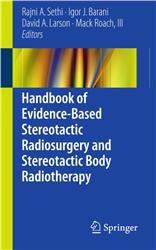 Cover Handbook of Evidence-Based Stereotactic Radiosurgery and Stereotactic Body Radiotherapy