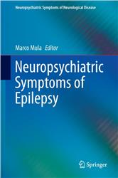 Cover Neuropsychiatric Symptoms of Epilepsy