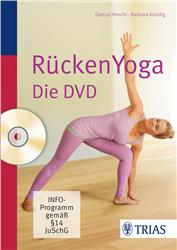 Cover Rücken Yoga