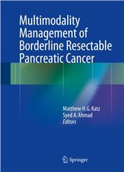 Cover Multimodality Management of Borderline Resectable Pancreatic Cancer