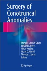 Cover Surgery of Cono-Truncal Anomalies