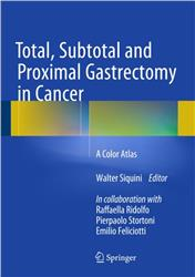 Cover Total, Subtotal and Proximal Gastrectomy in Cancer
