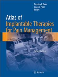 Cover Atlas of Implantable Therapies for Pain Management