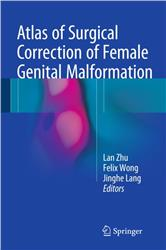 Cover Atlas of Surgical Correction of Female Genital Malformation