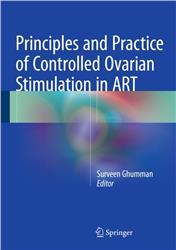 Cover Principles and Practice of Controlled Ovarian Stimulation in ART