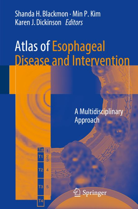 Atlas of Esophageal Disease and Intervention