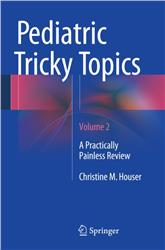 Cover Pediatric Tricky Topics - Volume 2
