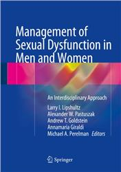 Cover Management of Sexual Dysfunction in Men and Women