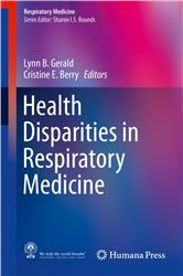 Cover Health Disparities in Respiratory Medicine