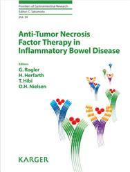 Cover Anti-Tumor Necrosis Factor Therapy in Inflammatory Bowel Disease