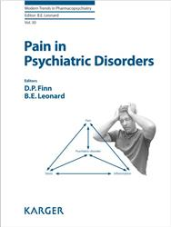 Cover Pain in Psychiatric Disorders