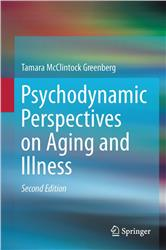 Cover Psychodynamic Perspectives on Aging and Illness