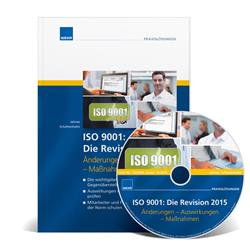 Cover ISO 9001: Die Revision 2015