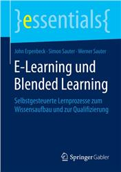Cover E-Learning und Blended Learning