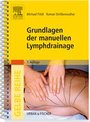 Cover Grundlagen der manuellen Lymphdrainage