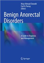 Cover Benign Anorectal Disorders