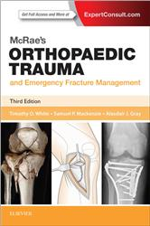 Cover McRae's Orthopaedic Trauma and Emergency Fracture Management