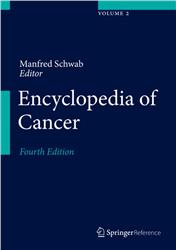 Cover Encyclopedia of Cancer. 6 Vols.
