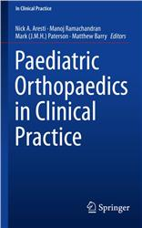 Cover Paediatric Orthopaedics in Clinical Practice