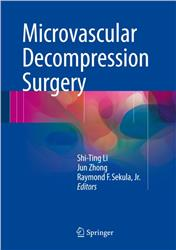 Cover Microvascular Decompression Surgery